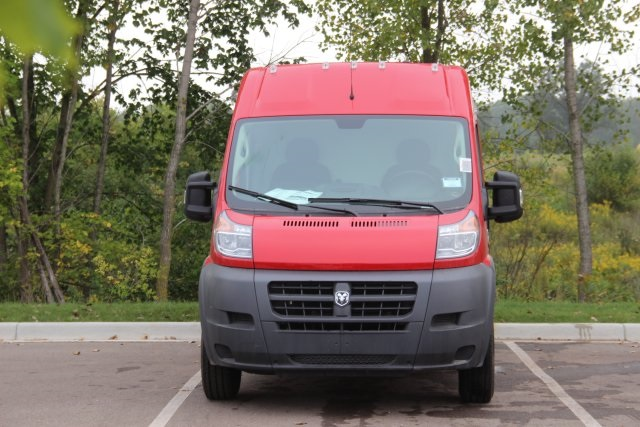 2018 ProMaster 3500 High Roof FWD,  Empty Cargo Van #L18A062 - photo 3