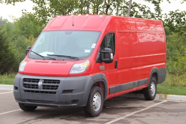2018 ProMaster 3500 High Roof FWD,  Empty Cargo Van #L18A062 - photo 4