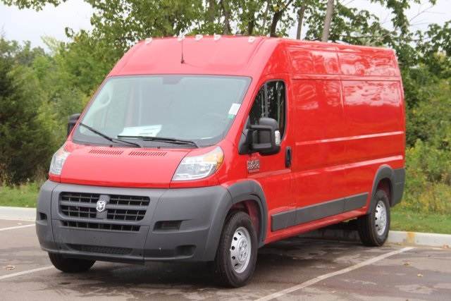 2018 ProMaster 2500 High Roof FWD,  Empty Cargo Van #L18A066 - photo 4