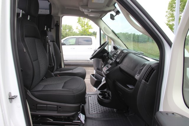 2018 ProMaster 2500 High Roof FWD,  Empty Cargo Van #L18A067 - photo 11