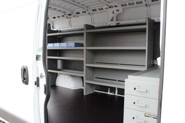 2018 ProMaster 2500 High Roof FWD,  Empty Cargo Van #L18A070 - photo 13