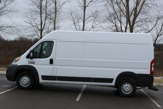 2018 ProMaster 2500 High Roof FWD,  Empty Cargo Van #L18A070 - photo 5