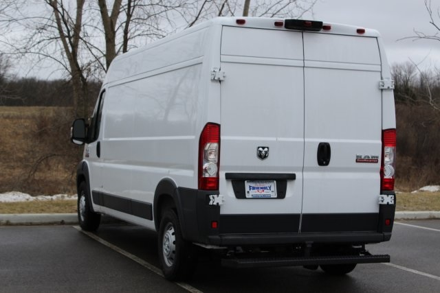 2018 ProMaster 2500 High Roof FWD,  Empty Cargo Van #L18A070 - photo 6