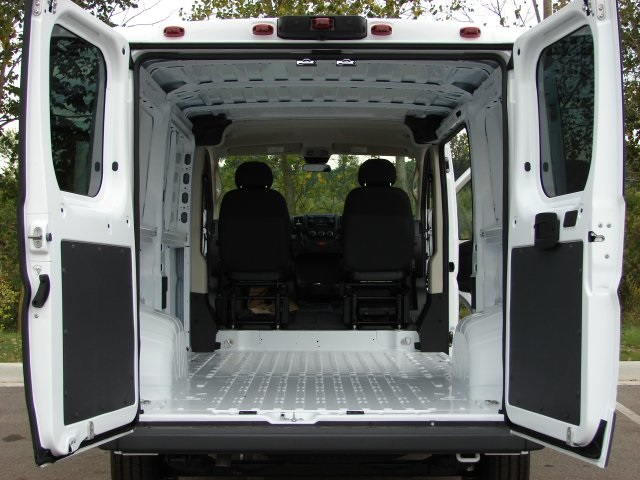 2018 ProMaster 1500 Standard Roof FWD,  Empty Cargo Van #L18A071 - photo 13