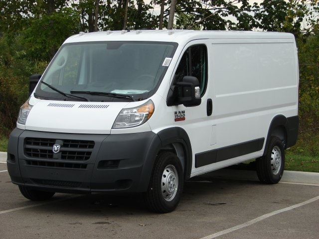 2018 ProMaster 1500 Standard Roof FWD,  Empty Cargo Van #L18A071 - photo 3