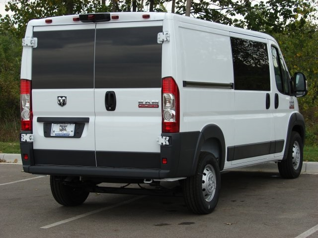 2018 ProMaster 1500 Standard Roof FWD,  Empty Cargo Van #L18A071 - photo 7