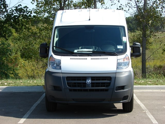 2018 ProMaster 2500 High Roof FWD,  Empty Cargo Van #L18A072 - photo 3