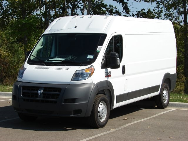 2018 ProMaster 2500 High Roof FWD,  Empty Cargo Van #L18A072 - photo 4