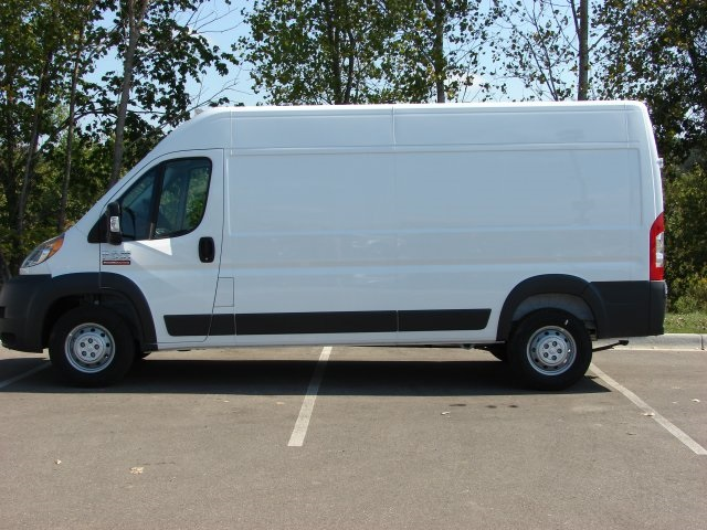2018 ProMaster 2500 High Roof FWD,  Empty Cargo Van #L18A072 - photo 5