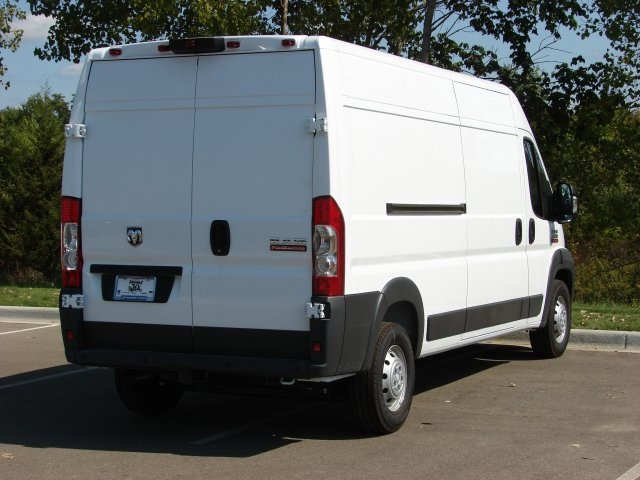 2018 ProMaster 2500 High Roof FWD,  Empty Cargo Van #L18A072 - photo 8
