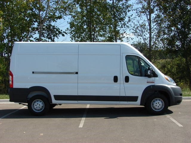 2018 ProMaster 2500 High Roof FWD,  Empty Cargo Van #L18A072 - photo 9