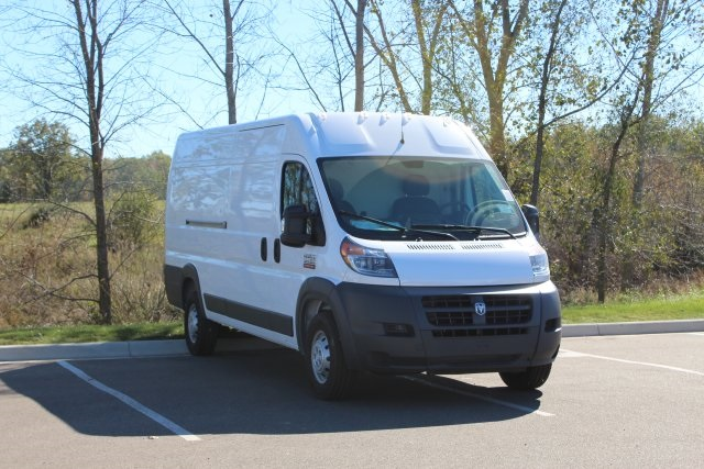 2018 ProMaster 3500 High Roof FWD,  Empty Cargo Van #L18A076 - photo 3