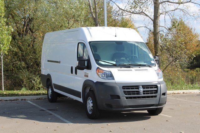 2018 ProMaster 3500 High Roof FWD,  Empty Cargo Van #L18A077 - photo 17
