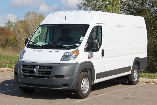 2018 ProMaster 3500 High Roof FWD,  Empty Cargo Van #L18A077 - photo 4
