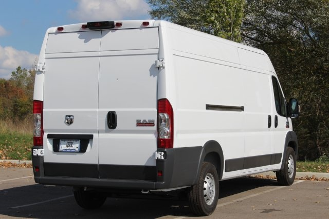 2018 ProMaster 3500 High Roof FWD,  Empty Cargo Van #L18A077 - photo 8