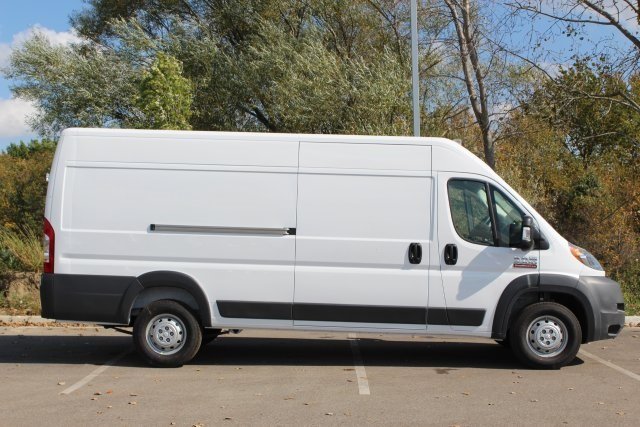 2018 ProMaster 3500 High Roof FWD,  Empty Cargo Van #L18A077 - photo 9