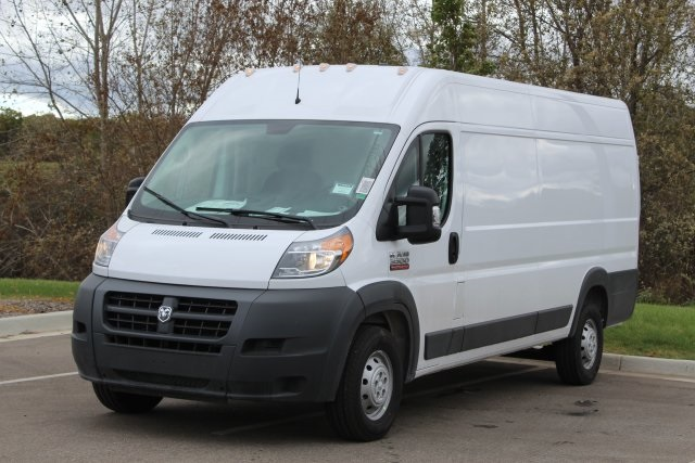 2018 ProMaster 3500 High Roof FWD,  Empty Cargo Van #L18A078 - photo 4