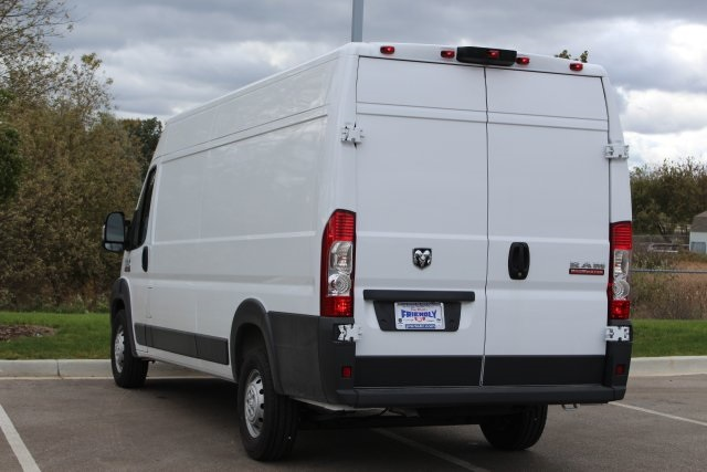 2018 ProMaster 3500 High Roof FWD,  Empty Cargo Van #L18A078 - photo 6
