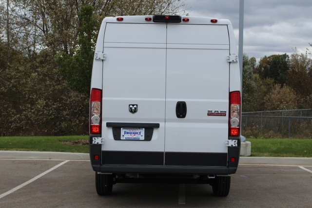 2018 ProMaster 3500 High Roof FWD,  Empty Cargo Van #L18A078 - photo 7