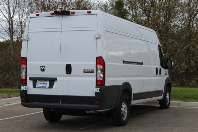2018 ProMaster 3500 High Roof FWD,  Empty Cargo Van #L18A078 - photo 8