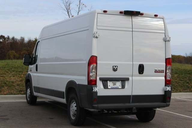 2018 ProMaster 2500 High Roof FWD,  Empty Cargo Van #L18A080 - photo 6