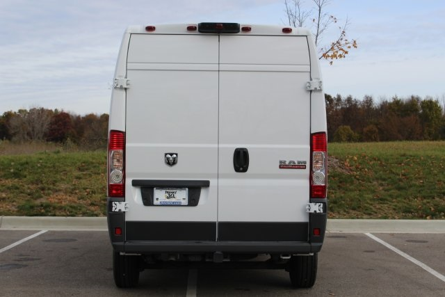 2018 ProMaster 2500 High Roof FWD,  Empty Cargo Van #L18A080 - photo 7