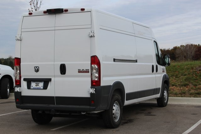 2018 ProMaster 2500 High Roof FWD,  Empty Cargo Van #L18A080 - photo 8