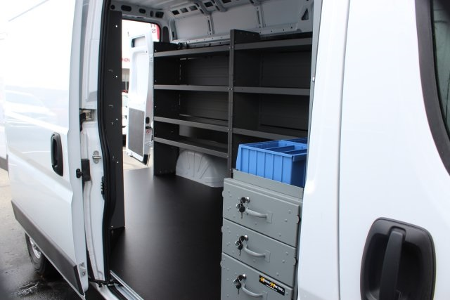 2018 ProMaster 2500 High Roof FWD,  Empty Cargo Van #L18A082 - photo 13