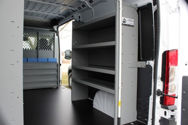 2018 ProMaster 2500 High Roof FWD,  Empty Cargo Van #L18A082 - photo 16
