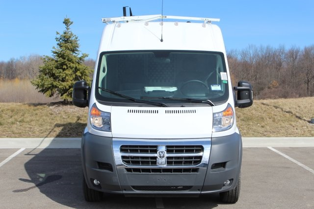 2018 ProMaster 2500 High Roof FWD,  Empty Cargo Van #L18A082 - photo 4