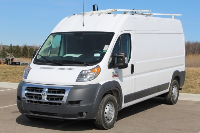 2018 ProMaster 2500 High Roof FWD,  Empty Cargo Van #L18A082 - photo 2