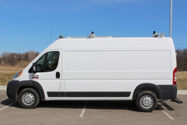 2018 ProMaster 2500 High Roof FWD,  Empty Cargo Van #L18A082 - photo 5