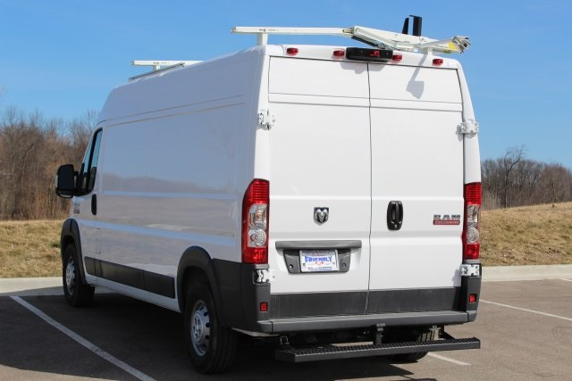 2018 ProMaster 2500 High Roof FWD,  Empty Cargo Van #L18A082 - photo 6