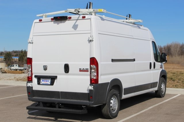2018 ProMaster 2500 High Roof FWD,  Empty Cargo Van #L18A082 - photo 8