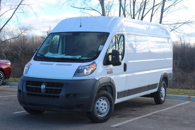 2018 ProMaster 2500 High Roof FWD,  Empty Cargo Van #L18A087 - photo 4