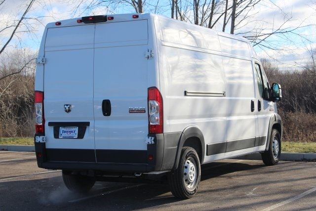 2018 ProMaster 2500 High Roof FWD,  Empty Cargo Van #L18A087 - photo 8