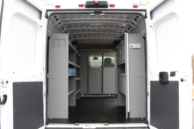 2018 ProMaster 2500 High Roof FWD,  Empty Cargo Van #L18A089 - photo 17