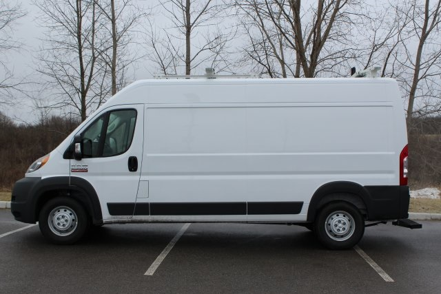 2018 ProMaster 2500 High Roof FWD,  Empty Cargo Van #L18A089 - photo 5