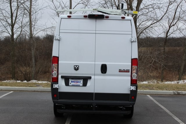 2018 ProMaster 2500 High Roof FWD,  Empty Cargo Van #L18A089 - photo 7