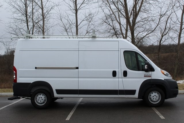 2018 ProMaster 2500 High Roof FWD,  Empty Cargo Van #L18A089 - photo 9