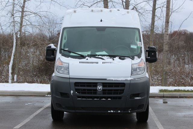 2018 ProMaster 2500 High Roof FWD,  Empty Cargo Van #L18A090 - photo 3