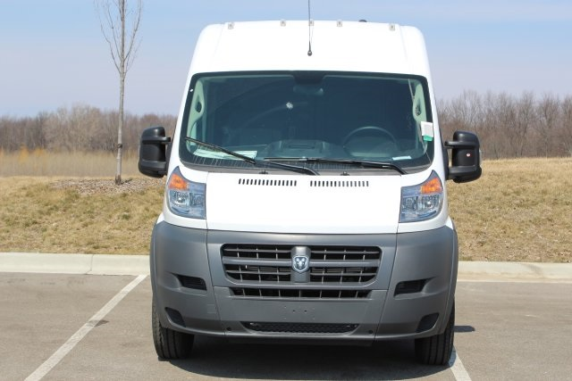 2018 ProMaster 2500 High Roof FWD,  Empty Cargo Van #L18A105 - photo 4