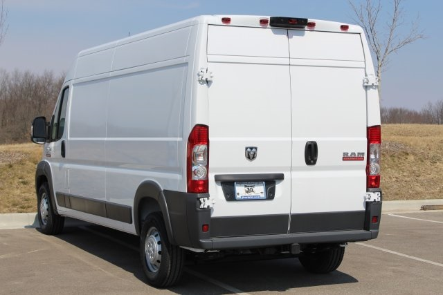2018 ProMaster 2500 High Roof FWD,  Empty Cargo Van #L18A105 - photo 6