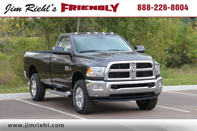 2018 Ram 3500 Regular Cab 4x4 Pickup #L18D005 - photo 1