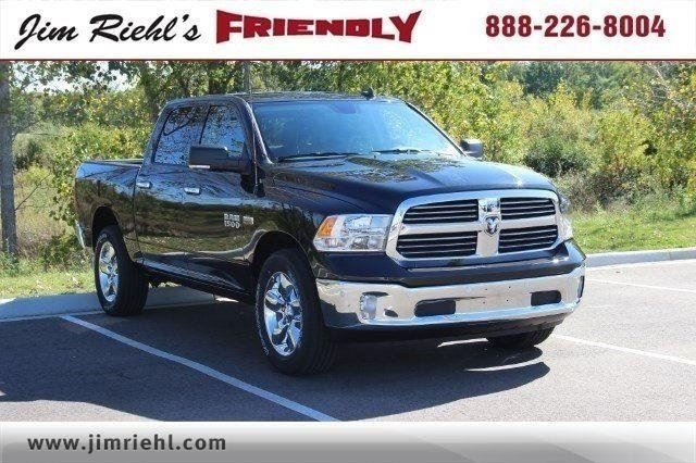 2018 Ram 1500 Crew Cab 4x4, Pickup #L18D018 - photo 19