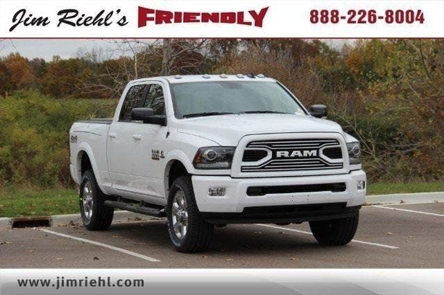2018 Ram 2500 Crew Cab 4x4,  Pickup #L18D021 - photo 20