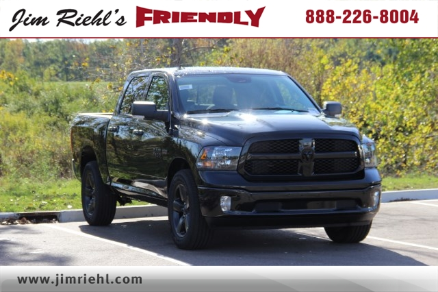 2018 Ram 1500 Crew Cab 4x4 Pickup #L18D028 - photo 1