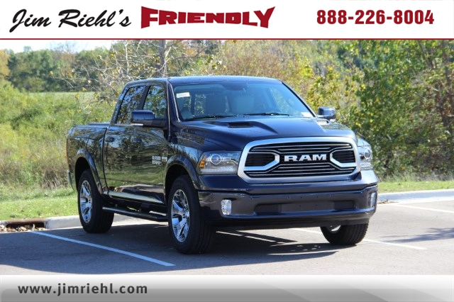 2018 Ram 1500 Crew Cab 4x4 Pickup #L18D032 - photo 1