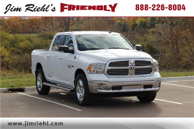 2018 Ram 1500 Crew Cab 4x4 Pickup #L18D045 - photo 1