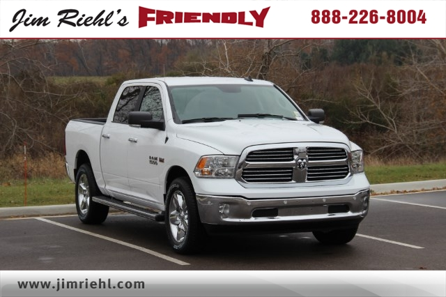 2018 Ram 1500 Crew Cab 4x4 Pickup #L18D046 - photo 1
